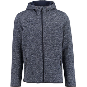 Kaikkialla M's Salomo Fleece Jacket Navy